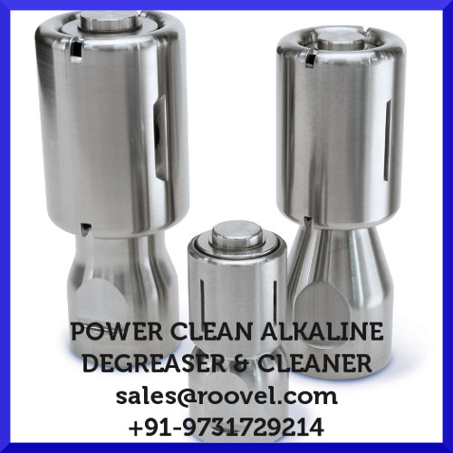 Industrial Alkaline Cleaner and Degreaser