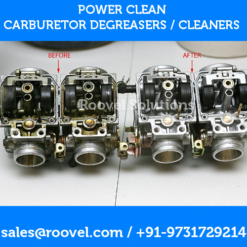 Engine Carburetor Degreasers/Cleaners