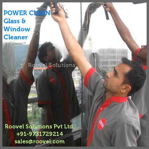 Window Cleaning Chemical and Glass Cleaner