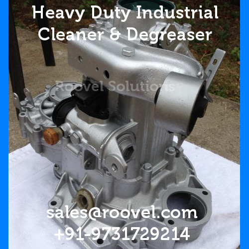 Industrial Cleaners and Degreasing Chemical