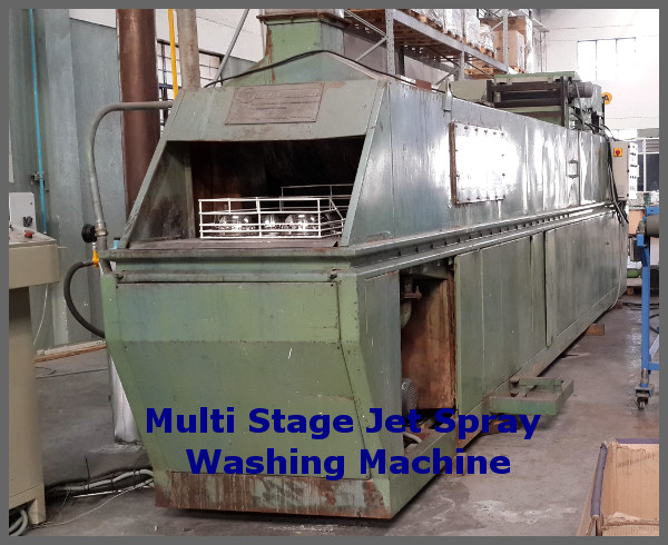 Industrial Degreaser for Jet Spray Cleaning Machines